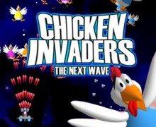 تحميل لعبة الدجاج في الفضاء Chicken Invaders