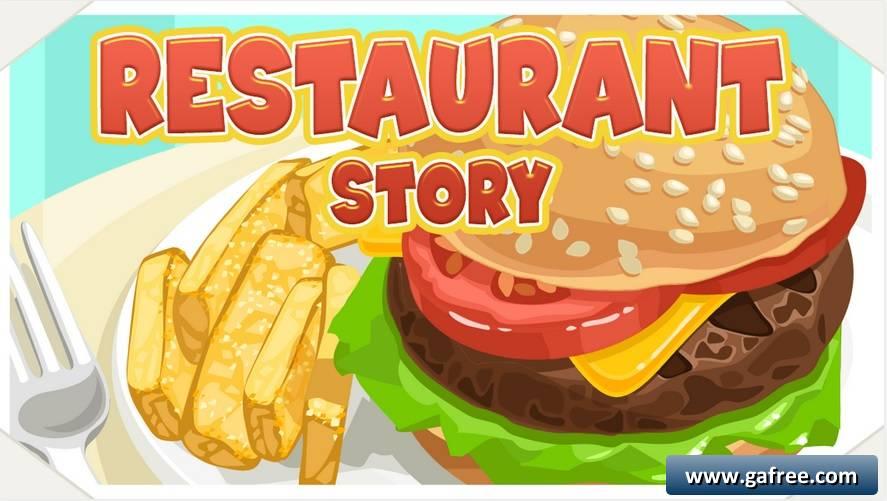 تحميل لعبة restaurant story للكمبيوتر