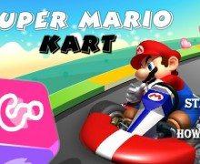 تحميل لعبة سباق سوبر ماريو Super Mario Kart