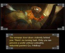 تحميل لعبة الوحش Adventures of FrikiBoy