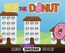 تحميل لعبة الهروب Eat The Donut
