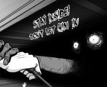 تحميل لعبة الرعب المخيفة Dont Let Him In