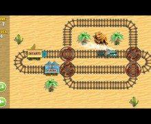 تحميل لعبة السكة الحديدية Puzzle Rail Rush