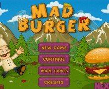 تحميل لعبة البرجر Mad Burger