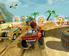 تحميل لعبة سيارات سباق Beach Buggy Racing