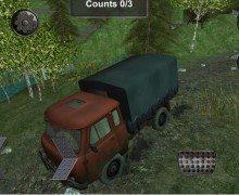 تحميل لعبة الشاحنات الروسية 4x4 Russian SUVs Off-Road