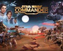 تحميل لعبة حرب النجوم Star Wars Commander