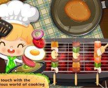 تحميل لعبة مطعم كاملة Candys Restaurant