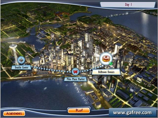 تحميل لعبة المدينة السعيدة City Sights