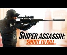 تحميل لعبة القناص للاندرويد Sniper 3D Assassin