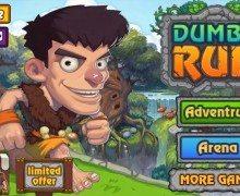 تحميل لعبة السرعة والمغامرات Dumb Run