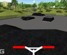 تحميل لعبة دراجات المحترفين Freestyle Scooter Game
