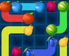تحميل لعبة الفواكه المتشابهه Fruits Connect