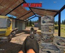 تحميل لعبة القتال للبقاء على قيد الحياة Just Survive