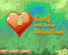 تحميل لعبة الحب للكمبيوتر Leaf And Honey Valentines