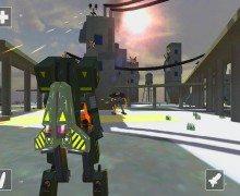 تحميل لعبة الدفاع عن المدينة Mech Warrior