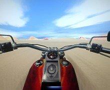 تحميل لعبة الموتوسيكلات Motorcycle Simulator