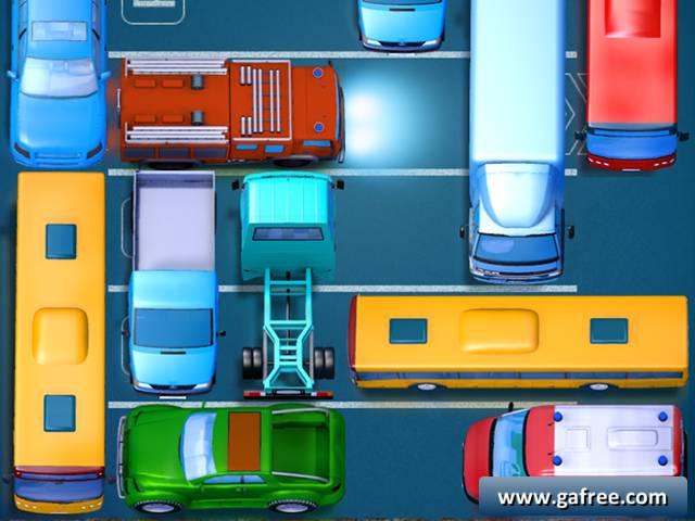 تحميل لعبة موقف السيارات