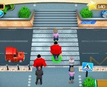 تحميل لعبة عبور الشارع Traffic