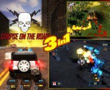 تحميل العاب قتال السيارات Battle Cars Games Pack
