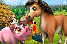 تحميل لعبة المزرعة الجديدة مجانا My Little Farmies