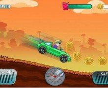 تحميل لعبة سيارة السباق Cars Hill Climb Race