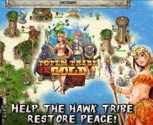 تحميل لعبة القتال الاستراتيجية Totem Tribe Gold