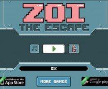 تحميل لعبة مغامرات الطائر Zoi the Escape