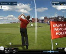 تحميل لعبة الجولف للاندرويد WGT Golf Mobile