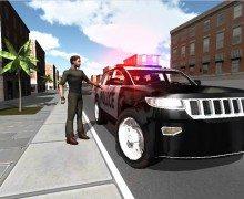 تحميل لعبة قيادة سيارة الشرطة Police Car Driver 3D
