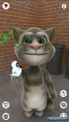 تحميل لعبة talking tom cat للكمبيوتر