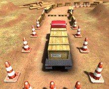 تحميل لعبة ركن الشاحنات للكمبيوتر Heavy Truck Parking