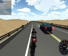 تحميل لعبة الدراجة النارية Motorbike Simulator 3D Reload