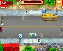 تنزيل لعبة عبور الشارع Traffic Conductor