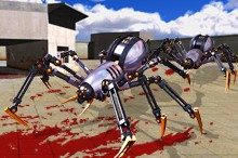 تحميل لعبة القتال للكمبيوتر SpidersArena