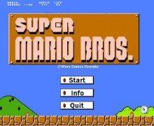 تحميل لعبة عالم سوبر ماريو Super Mario Bros Z-ware