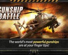 تحميل لعبة حرب الهليكوبتر GUNSHIP BATTLE : Helicopter 3D