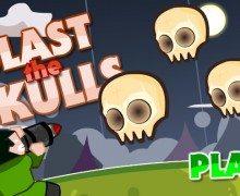 تحميل لعبة الجماجم Blast the Skulls