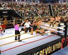 تحميل لعبة المصارعة Wrestling Revolution 3D