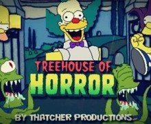 تحميل لعبة عائلة سمبسون للكمبيوتر Simpsons Treehouse of horror