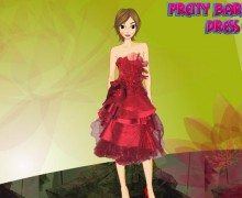 تحميل لعبة تلبيس باربي Pretty Barbie Dress Up