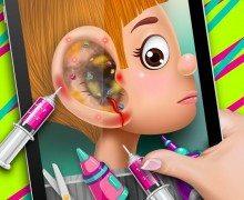 تحميل لعبة دكتورة الاطفال Ear Doctor for Kids