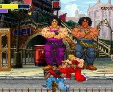 تحميل لعبة القتال الشوارع Final Fight Alpha