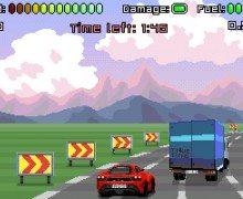 تحميل لعبة قيادة السيارات مجانا Red Hot Overdrive