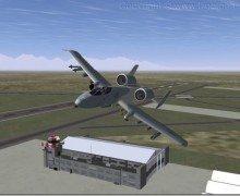 تحميل لعبة محاكاة الطيران FlightGear Flight Simulator