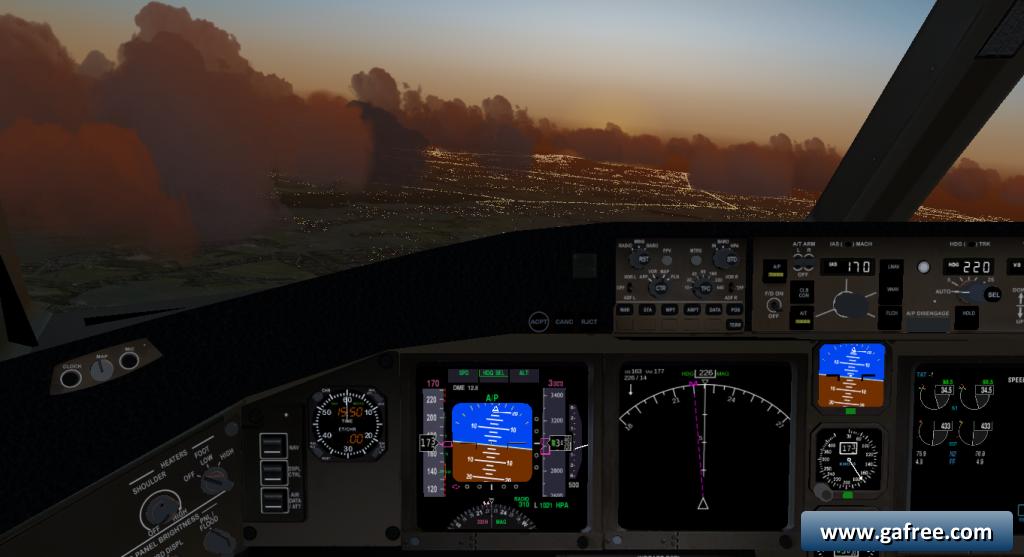 تحميل لعبة flight simulator 2017