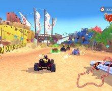 تحميل لعبة سباق وقت المغامرة Racers Islands
