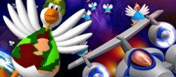 تحميل لعبة الفراخ Chicken Invaders 2