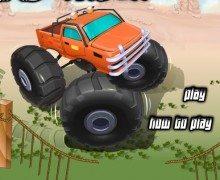 تحميل لعبة الشاحنات العملاقة Mad Truck