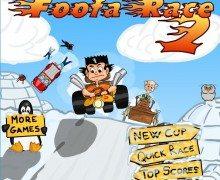 تحميل لعبة سباق السيارات في الفضاء Foofa Race 2